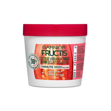 Garnier Fructis Goji Color Vibrancy Treat, 100ml - image 1 of 2