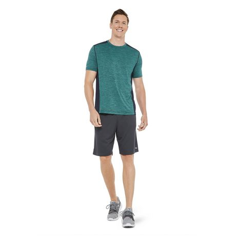Athletic Works Men's Colour Block Tee - image 5 of 6