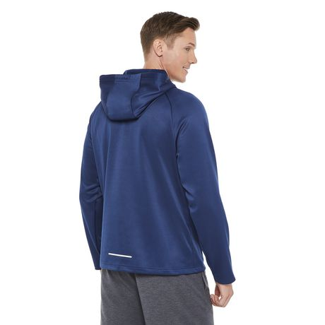 Athletic Works Men's Tech Fleece Hoodie - image 3 of 6