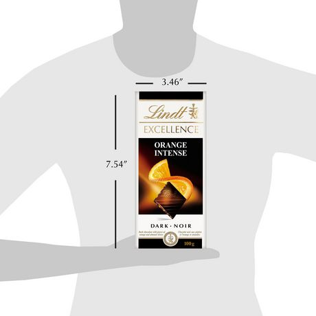 Lindt Excellence Orange Intense - image 4 of 7