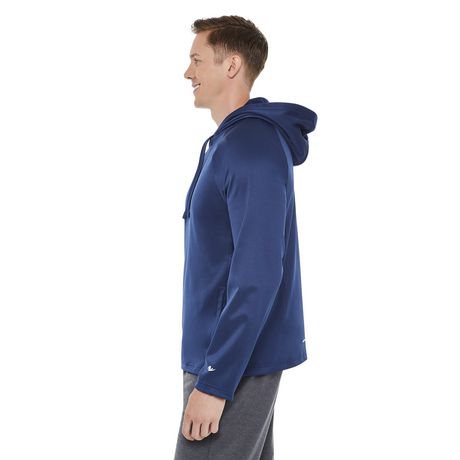 Athletic Works Men's Tech Fleece Hoodie - image 2 of 6