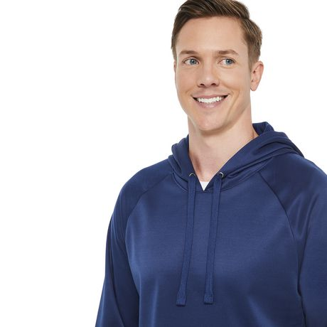 Athletic Works Men's Tech Fleece Hoodie - image 4 of 6