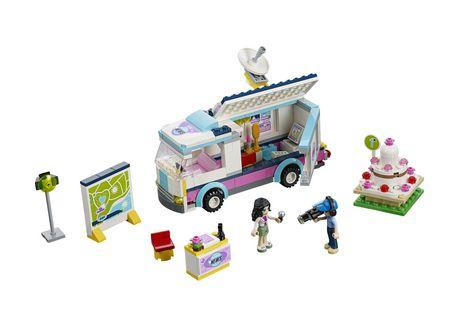 LEGO LEGO® Friends - Heartlake News Van (41056) - image 2 of 2
