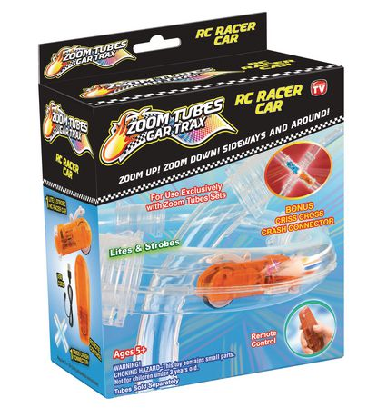 639485f41c2140 Zoom Tubes RC Racer Car Pack - image 1 of 3 ...