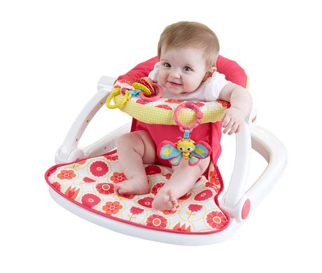 Fisher Price Sit Me Up Floor Seat Walmart Canada