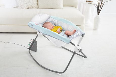 Fisher-Price Auto Rock 'n Play Soothing Seat - image 1 of 6