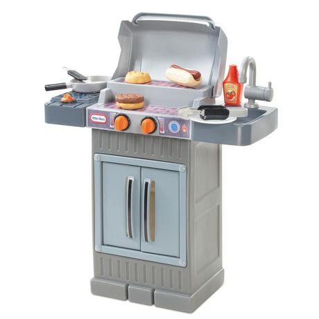 Little Tikes Cook 'n Grow BBQ Grill - image 2 of 7