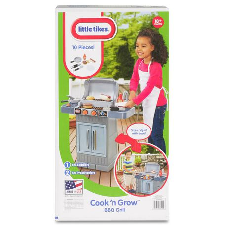 Little Tikes Cook 'n Grow BBQ Grill - image 7 of 7
