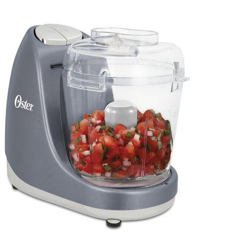 Oster Top Chop 4-Cup Chopper, Grey - image 5 of 5