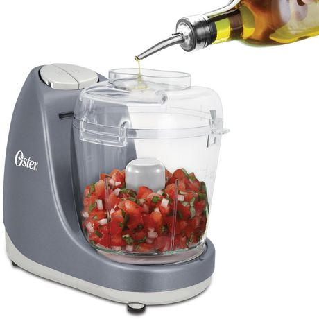 Oster Top Chop 4-Cup Chopper, Grey - image 2 of 5