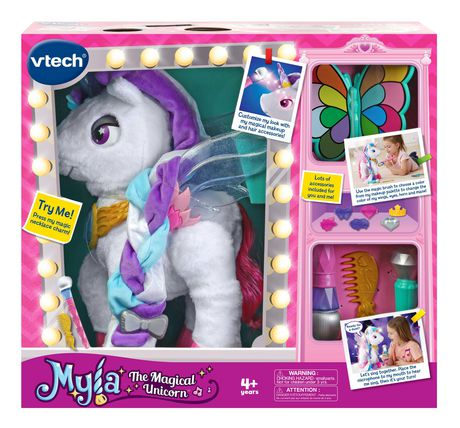 VTech Myla the Magical Unicorn - English Edition - image 4 of 7