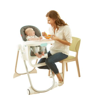 Fisher-Price 4-in-1 Total Clean High Chair - image 2 of 9