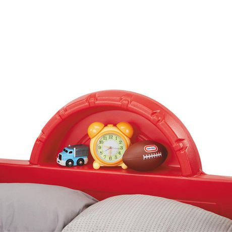 Little Tikes Jeep Wrangler Toddler to Twin Bed | Walmart ...