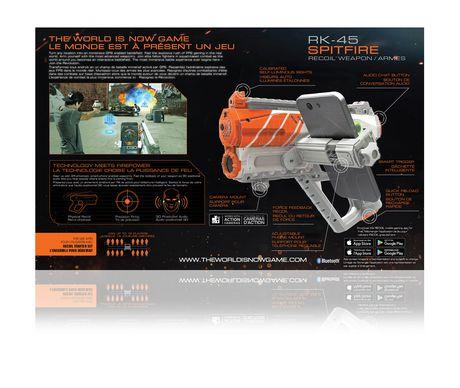 Ens . d'arme de jeu RK-45 Spitfire de Recoil - image 5 de 5