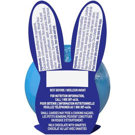 NESTLÉ® SMARTIES® Easter Mini Bunny - image 4 of 5
