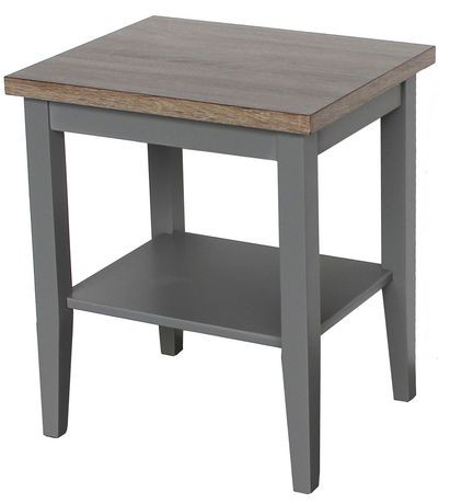 . hometrends End Table   Walmart Canada