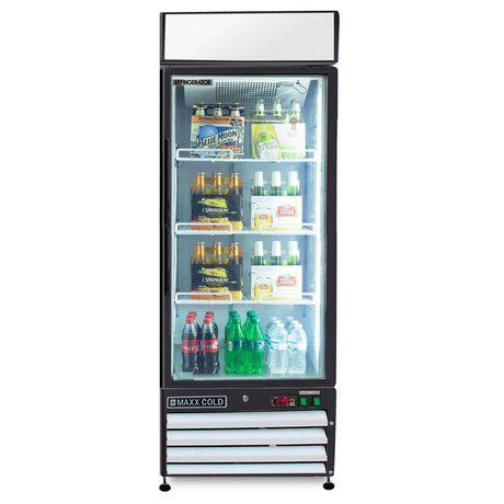 Réfrigérateur marchandiseur Maxx Cold de la série X de 16 pi³ - image 4 de 5