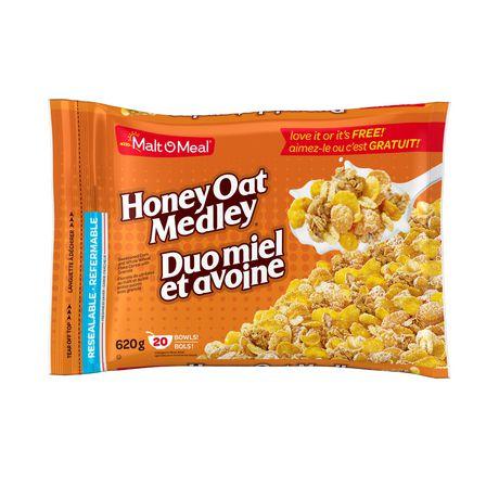 Mom Malt-O-Meal® Honey Oat Medley Cereal - image 1 of 2