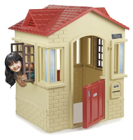 Little Tikes Cape Cottage Playhouse - Tan - image 2 of 4