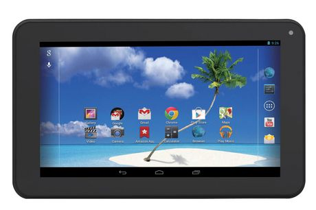"PROSCAN 7"" TABLET ,DUAL CORE PROCESSOR, ANDROID 4.2, GOOGLE PLAY CERTIFIED - image 1 of 1"