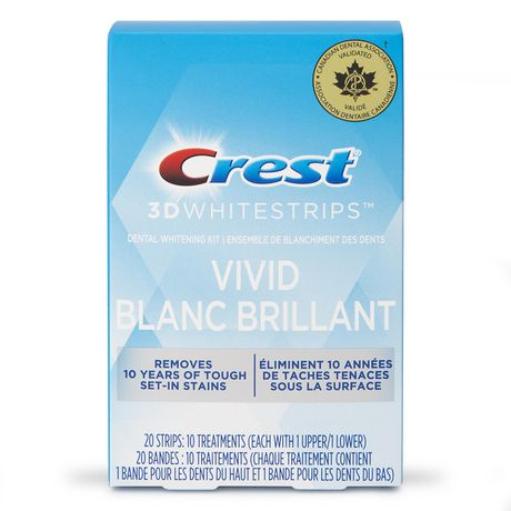 Brighten your smile with Crest 3D White Arctic Fresh Whitening Toothpaste. It whitens your teeth by removing up to 80% of surface stains and protects against future stains, for a noticeably whiter smile. 3D White fluoride toothpaste also strengthens your tooth enamel and helps protect against cavities.