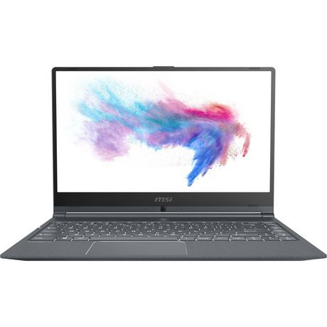 "MSI Modern 14 14"" Ultra Thin and Light Professional Laptop Intel Core i7-10510U MODERN 14 A10RAS-1054CA - image 2 of 9"