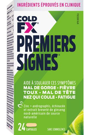 COLD-FX® First Signs - image 2 of 2