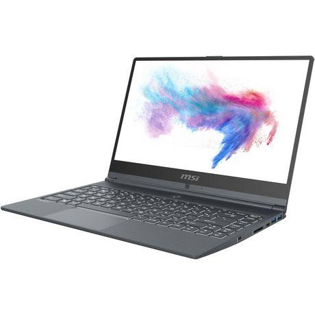 "MSI Modern 14 14"" Ultra Thin and Light Professional Laptop Intel Core i7-10510U MODERN 14 A10RAS-1054CA - image 3 of 9"