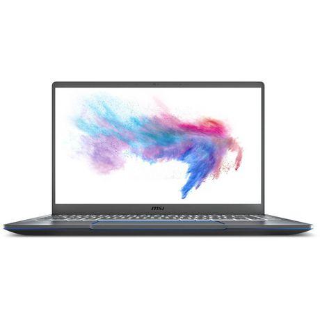 "MSI Prestige 14 14"" FHD Ultra Thin and Light Professional Laptop Intel Core i7-10710U PRESTIGE 14 A10SC-254CA - image 2 of 9"