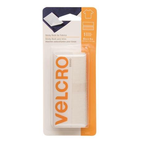 velcro sticky back for fabrics white tape. Black Bedroom Furniture Sets. Home Design Ideas