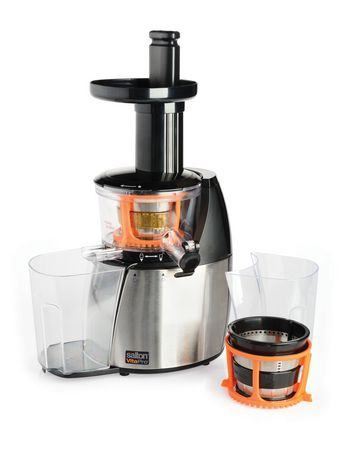 Salton Vitapro Low Speed Juicer Reviews : Salton vitaPro Low Speed Juicer and Smoothie Maker Walmart.ca