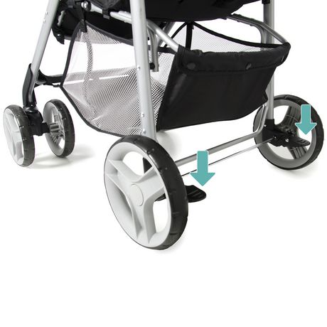 Evenflo Journeylite Green Rings Travel System - image 4 of 4