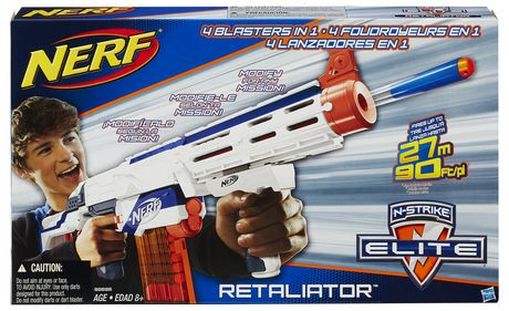 item 6 Nerf N-Strike Elite Stockade Blaster Gun with Darts -Nerf N-Strike  Elite Stockade Blaster Gun with Darts