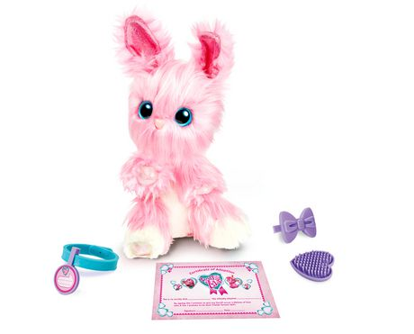Little Live Pets Little Live Scruff A Luv's - Pink - image 5 of 6