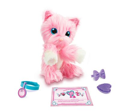 Little Live Pets Little Live Scruff A Luv's - Pink - image 6 of 6