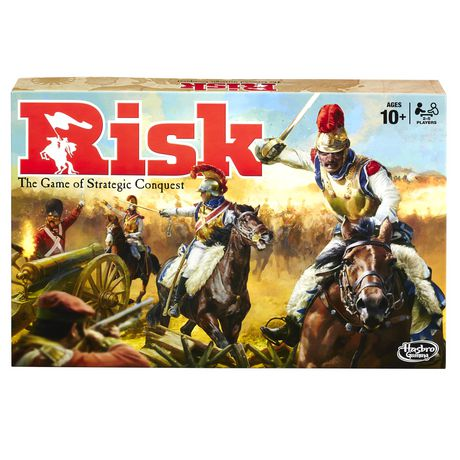 Risk Game - image 1 of 3