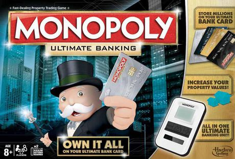 Monopoly Ultimate Banking Board GAME - image 1 of 3