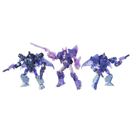 Transformers Generations Platinum Edition Armada of Cyclonus Figure - image 2 of 3