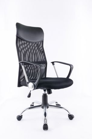 Gas Lift Mesh Mid Back Office Chair Black Office Chair