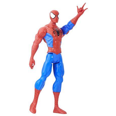 Marvel Spider-Man Titan HERO Series Spider-Man Figure - image 2 of 2