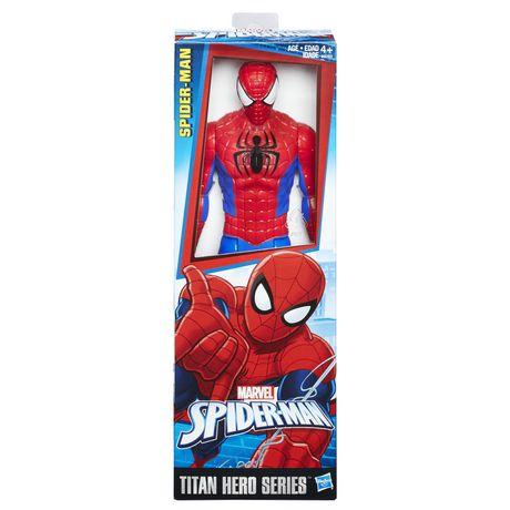Marvel Spider-Man Titan HERO Series Spider-Man Figure - image 1 of 2