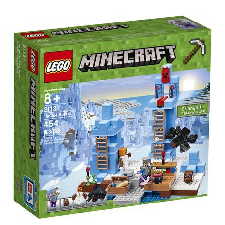 Lego Minecraft Ice The Spikes21131 Lego Minecraft 8vNnmO0w