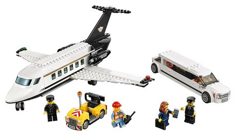 e46085230ed LEGO® City Airport - Airport Vip Service (60102) - image 2 of 2 ...