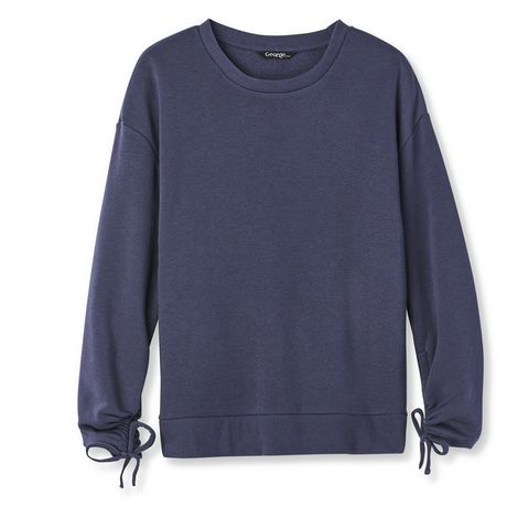 George Women's Ruffle Popover - image 6 of 6