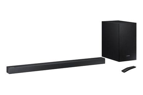 Samsung Soundbar with Wireless Subwoofer - HW-R450/ZC
