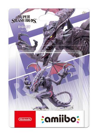 Nintendo amiibo™ - Ridley - Super Smash Bros.™ Series -FR - image 1 de 1