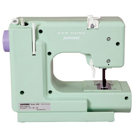 janome portable sewing machine review