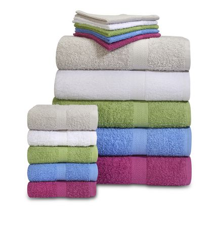 Essenzia 2 Pack hand Towels - image 1 of 1