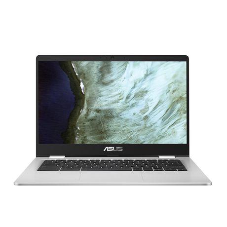 "ASUS Chromebook C423 14.0"" Laptop  Intel Dual-Core Celeron N3350 C423NA-WB01-CB - image 1 of 3"