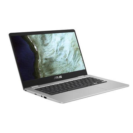 "ASUS Chromebook C423 14.0"" Laptop  Intel Dual-Core Celeron N3350 C423NA-WB01-CB - image 2 of 3"